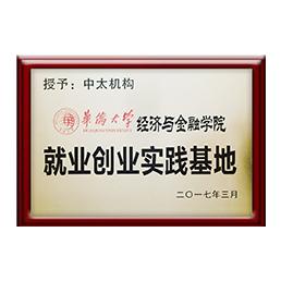 我们的荣誉 - 华侨大学经济与金融学院就业创业实践基地